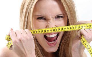 """Hormonul fericirii"" ar putea trata anorexia"