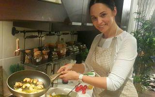 """Andreea Marin, """"magie"""" în bucătărie"""