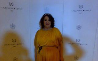 Oana Roman, prima apariție publică după ce a născut