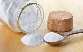 Dr. Oz: 8 tratamente cu bicarbonat de sodiu care fac minuni