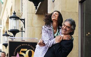 Andrea Bocelli s-a căsătorit