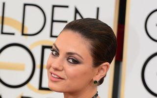 Mila Kunis este însărcinată