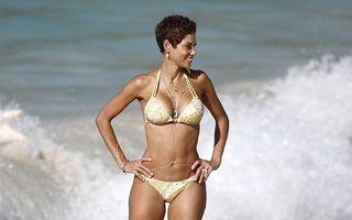 A înflorit după divorț! Fosta soție a lui Eddie Murphy arată excelent la 46 de ani