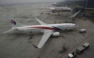 Avionul dispărut al Malaysia Airlines s-a prăbușit. Nu există supravieţuitori