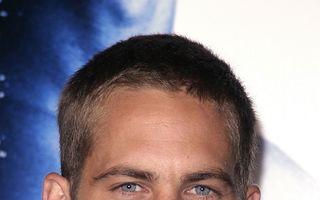 """Paul Walker va apărea în filmul """"Furios şi iute 7"""""""