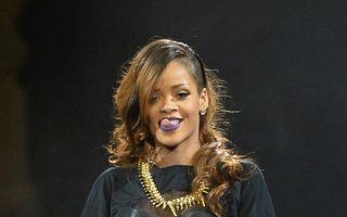 Rihanna, emblema modei în 2014