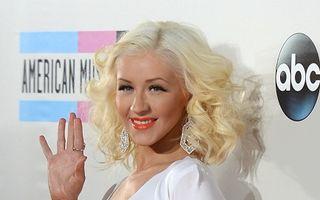 Christina Aguilera va avea o fetiţă