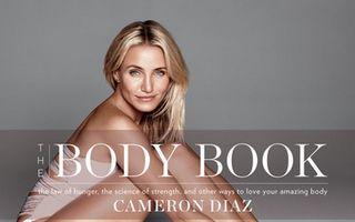 """Cameron Diaz: 5 secrete de dietă ale vedetei publicate în cartea """"The Body Book"""""""