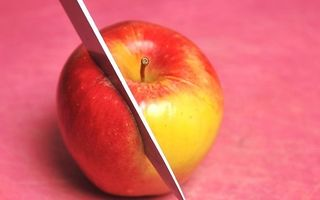 VIDEO: Cum să cureți rapid merele