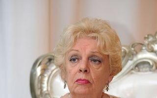 Ileana Stana Ionescu a rămas fără casă