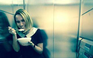Andreea Esca și-a speriat fanii cu un meniu plin de calorii