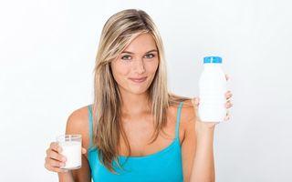 Laptele consumat zilnic poate preveni artrita