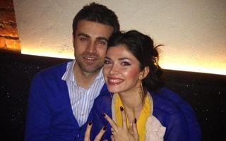 Un nou divorț în showbiz: Alina Puşcaş și Viktor Bieltz s-au despărțit