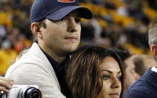 Hollywood: Mila Kunis şi Ashton Kutcher îşi doresc o fetiţă. Povestea lor de dragoste!