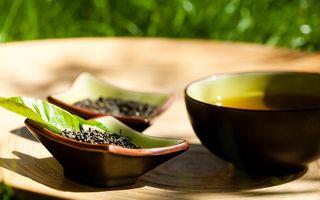 Ceaiul verde îmbunătăţeşte memoria