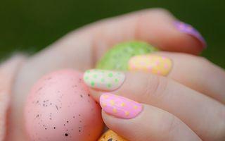 Frumuseţea ta. 30 de modele pe unghii inspirate de Paşte. Încearcă-le şi tu!