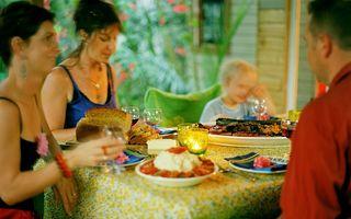 Masa de Paște: Cum să slăbeşti eficient după sărbători