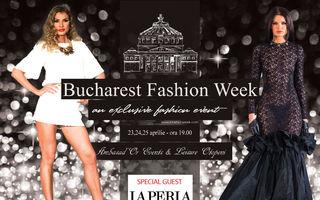 Ȋncepe a XX-a ediție a Bucharest Fashion Week