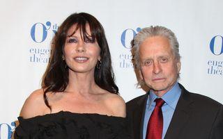 Au uitat de divorț: Catherine Zeta-Jones și Michael Douglas s-au împăcat