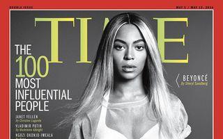 Beyonce, între cei mai influenţi 100 de oameni din lume