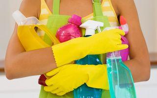 VIDEO: Cum să cureţi ușor cuptorul aragazului
