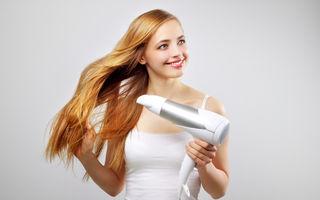 Frumuseţea ta: Cum să-ţi usuci părul ca la coafor. 9 reguli pentru volum şi strălucire
