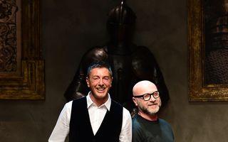 Creatorii casei de modă Dolce&Gabbana, 18 luni de închisoare