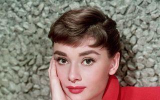 Google o sărbătoreşte pe Audrey Hepburn
