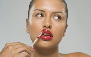 VIDEO: Așa strănuți dacă ai botox