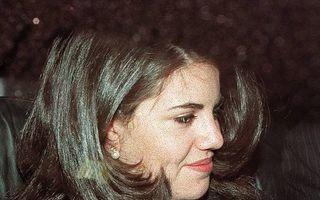 Monica Lewinsky regretă aventura cu Bill Clinton