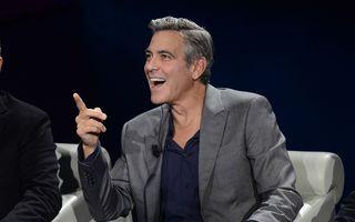 George Clooney, inel de logodnă de 500.000 de euro