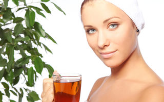 Frumuseţea ta: 5 tratamente de înfrumuseţare cu ceai verde