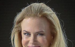 Nicole Kidman, probleme pe faţă: Machiajul nu-i mai ascunde ridurile!