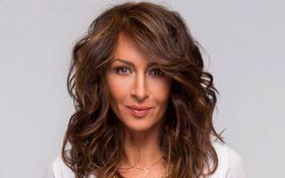 Mihaela Rădulescu şi-a schimbat look-ul