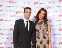 """Nașterea lui """"Vasilică 2014"""": Carmen Brumă și Mircea Badea, doi părinți fericiți"""