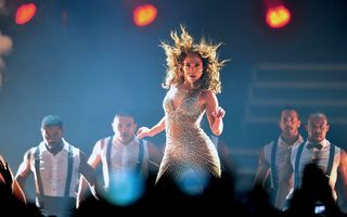 Jennifer Lopez a devenit vegetariană