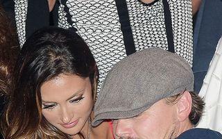 Leonardo DiCaprio, vrăjit de o brunetă: Au dansat toată noaptea într-un club din Cannes