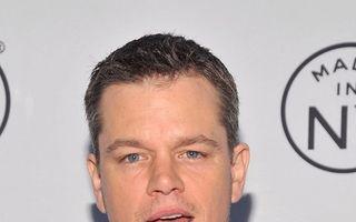 Matt Damon, cavaler de onoare la nunta lui George Clooney