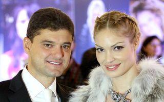 """Valentina Pelinel, primele declarații despre divorţul de Boureanu: """"Avem o relație normală"""""""