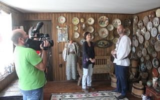 Exclusiv în România: aventuri în ţinutul lui Brâncuşi