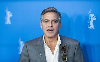 Un român s-a furișat în vila lui George Clooney