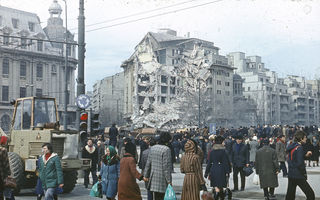 Cutremurul din 1977. 15 imagini dramatice. Ce se va întâmpla în cazul unui nou cutremur?