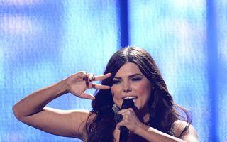 Paula Seling, cea mai sexy concurentă de la Eurovision 2014