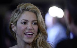 Shakira, acuzată de plagiat