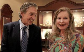 Din nou fericită: Lisa Niemi, văduva lui Patrick Swayze, s-a recăsătorit