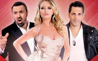 """E oficial! Delia, Brenciu şi Bănică, noul juriu """"X Factor"""""""