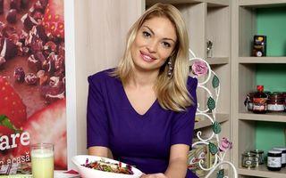 Valentina Pelinel, secretele unui corp de invidiat spuse chiar de ea