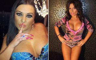 Bianca Rus a slăbit, dar a rămas grasă. De ce o atacă realizatorii TV