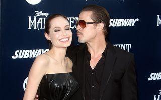 Brad Pitt, lovit în faţă de un bărbat. Cine e agresorul - FOTO