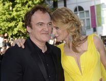 Quentin Tarantino s-a combinat cu Uma Thurman